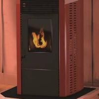 山东潍坊生物质取暖壁炉,全数控,自动点火,使用成本低至1元/小时