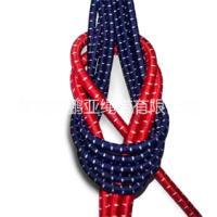 厂家批发2.5mm-8mm彩色松紧绳 优质乳胶丝弹力绳 走马橡筋绳 圆橡筋弹力绳