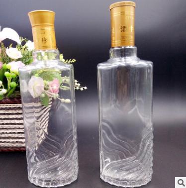 玻璃白酒瓶
