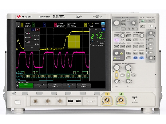 是德科技/安捷伦DSOX4032A示波器350MHz2通道