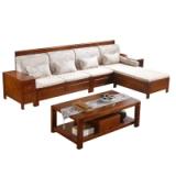 江西沙发厂家 整装布艺沙发哪家好 小户型实木单人沙发价格