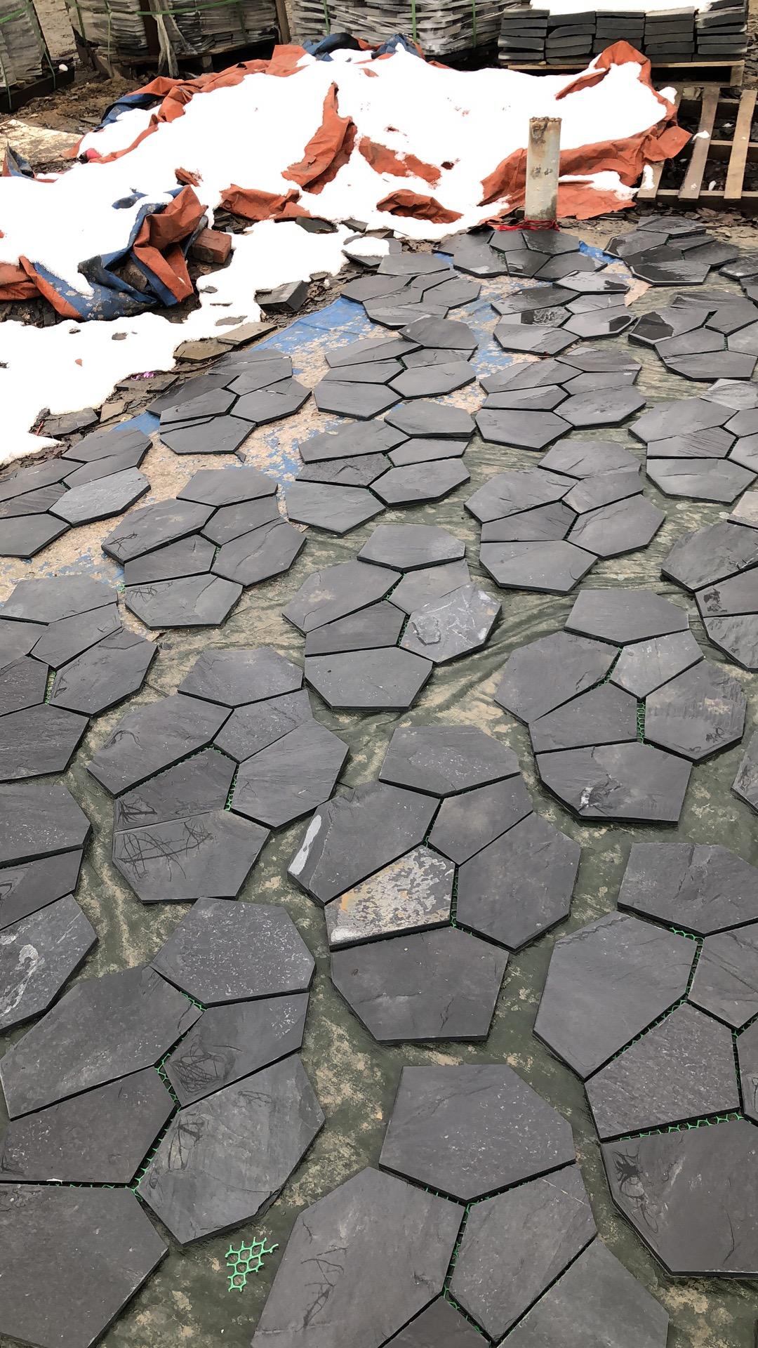 黑色冰裂纹 乱形文化石报价 别墅外墙青石板厂商 江西冰裂纹 冰裂纹供应商 冰裂纹厂家