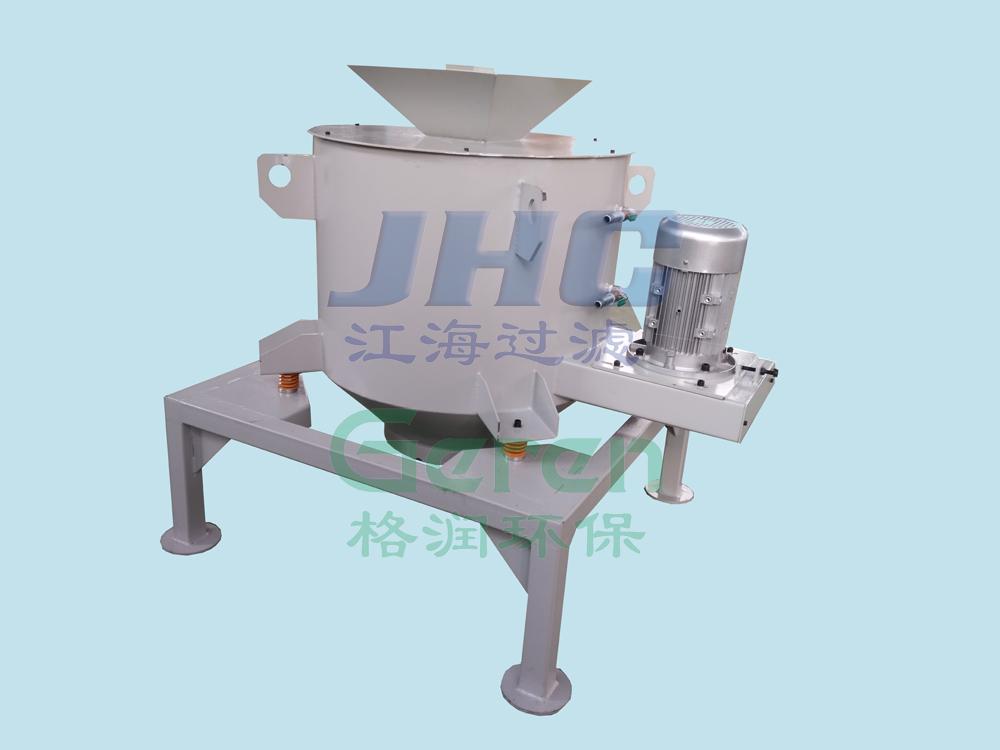 金属屑铜铁铝物料甩干脱油标准单机