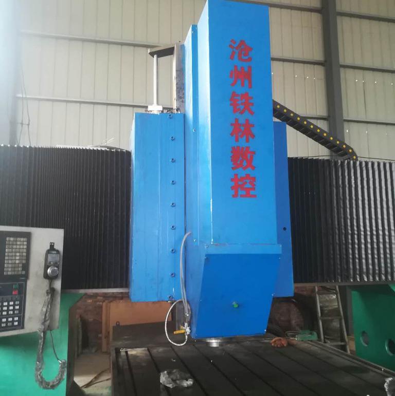 河北沧州大型龙门铣X120-20 数控龙门铣床 龙门加工中心
