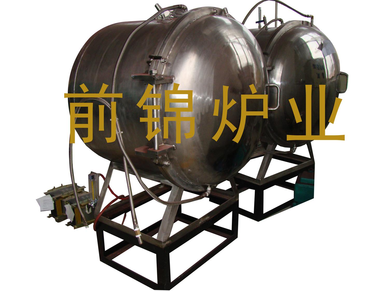 1200℃真空箱式电阻炉