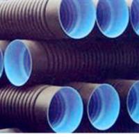 供应HDPE双壁波纹管天津排水管厂家