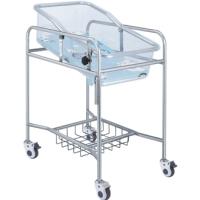 全不锈钢可倾斜型婴儿床