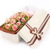 茂名玫瑰鲜花礼盒同城速递北京上海沈阳杭州成都重庆武汉天津湛江