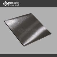 供应304彩色不锈钢板  本色油墨拉丝不锈钢板生产厂家