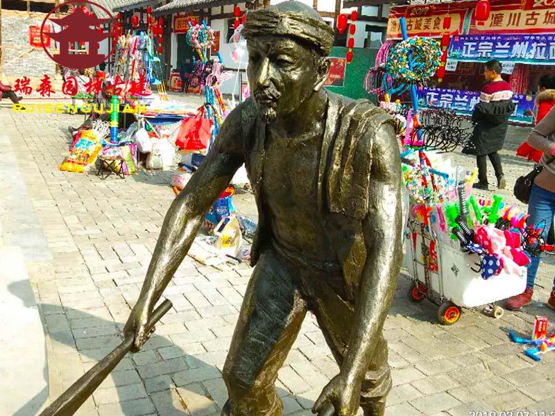 广元雕塑厂家,人物动物假山雕塑定制加工厂家
