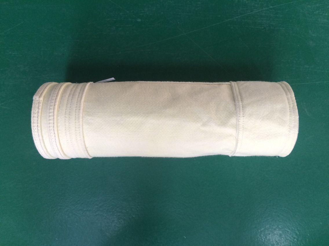 供应收尘布袋玻氟斯针刺毡除尘器滤袋 收尘布袋FMS针刺毡除尘器滤袋