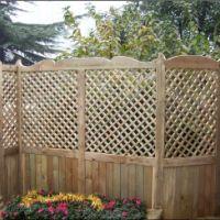 郑州防腐木碳化木桑拿板板材花架围栏花箱木屋凉亭实木地板 花架围栏厂家
