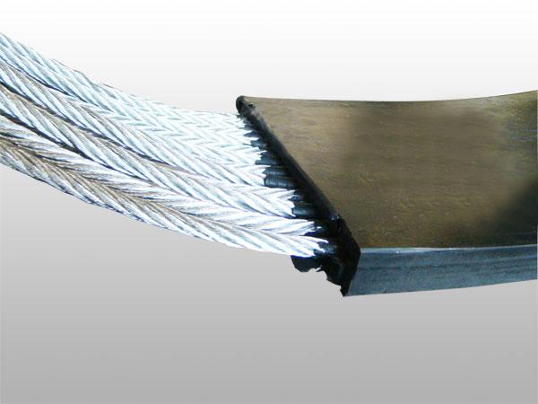 钢丝绳芯皮带销售