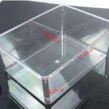 散装零食货架上收纳整理框子4030pet透明密封盒乌龟鱼缸淘裕实业 淘裕超市休闲食品透明盒批发