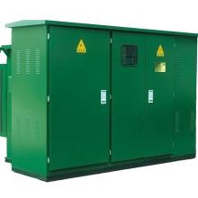美式ZGS户外组合箱式变电站 干式变压器厂家直接供应批发