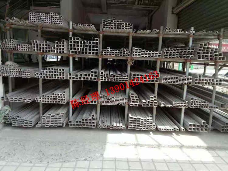 美标304不锈钢无缝方管长100宽60厚4