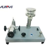 上海气体活塞式压力计专业生产厂家