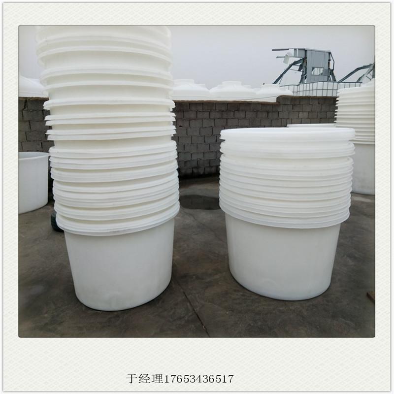 沈阳厂家批发800L耐候泡菜桶加厚耐磨PE食品级塑料桶