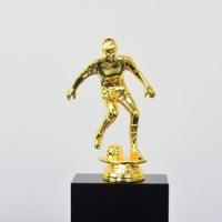 金属水晶奖杯定制创意刻字,足球体育比赛运动会冠军纪念品奖杯