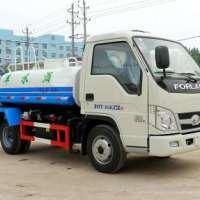 3吨蓝牌福田喷洒车- 洒水车-多功能绿化喷洒车-操作便捷-随州厂家批发