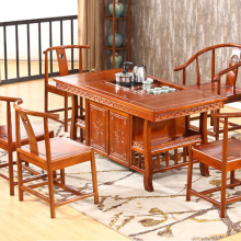 中式餐桌原材料