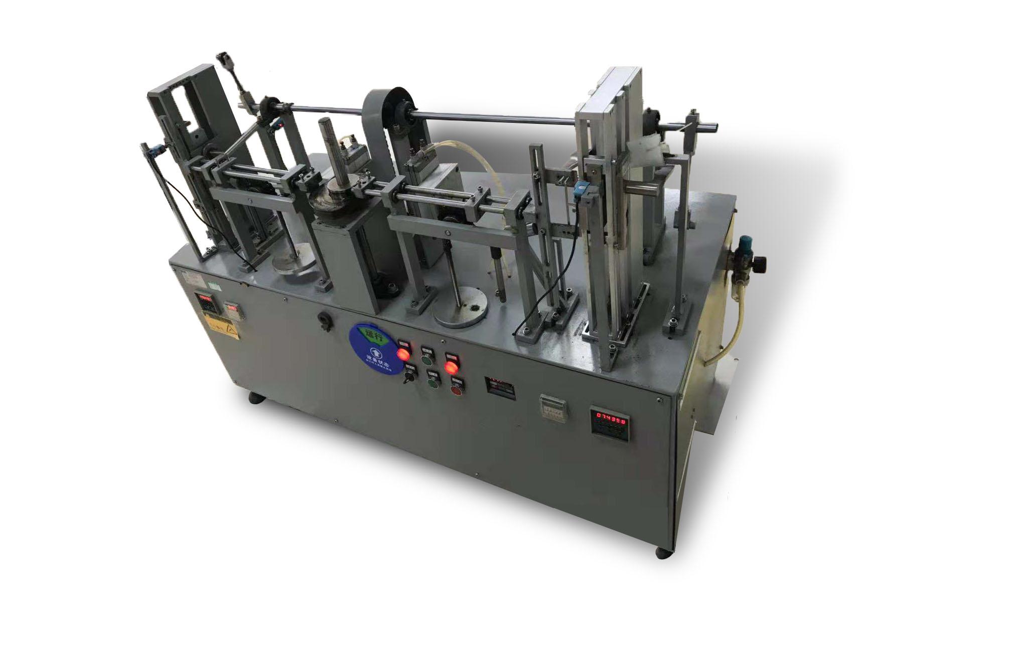 DELTA仪器门锁锁头执手耐用度试验机 锁具耐用度试验机