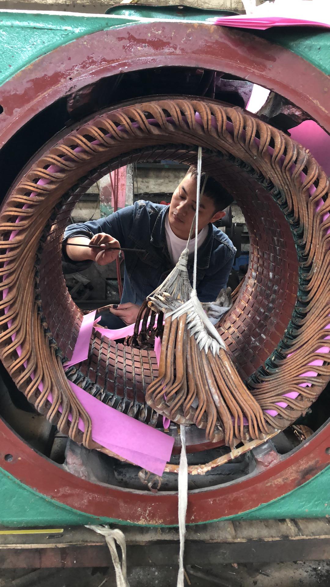 广东直流电机维修厂专业维修厂-大型电机进口电机维修中心电话