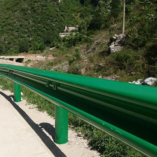 直销供应 乡村道路护栏 乡村公路防撞护栏 乡村安保护栏 价格多少钱一米 包安装