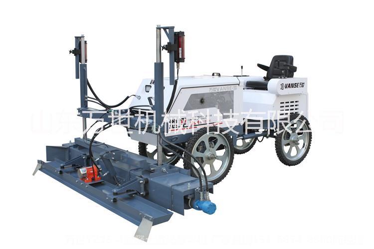 驾驶型激光整平机-四轮座驾式混凝土激光整平机-厂家直销