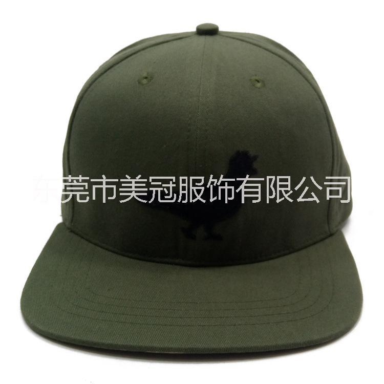 创意款时尚男女嘻哈帽定制  纯棉刺绣遮阳平檐棒球帽定制  平檐帽嘻哈帽厂家