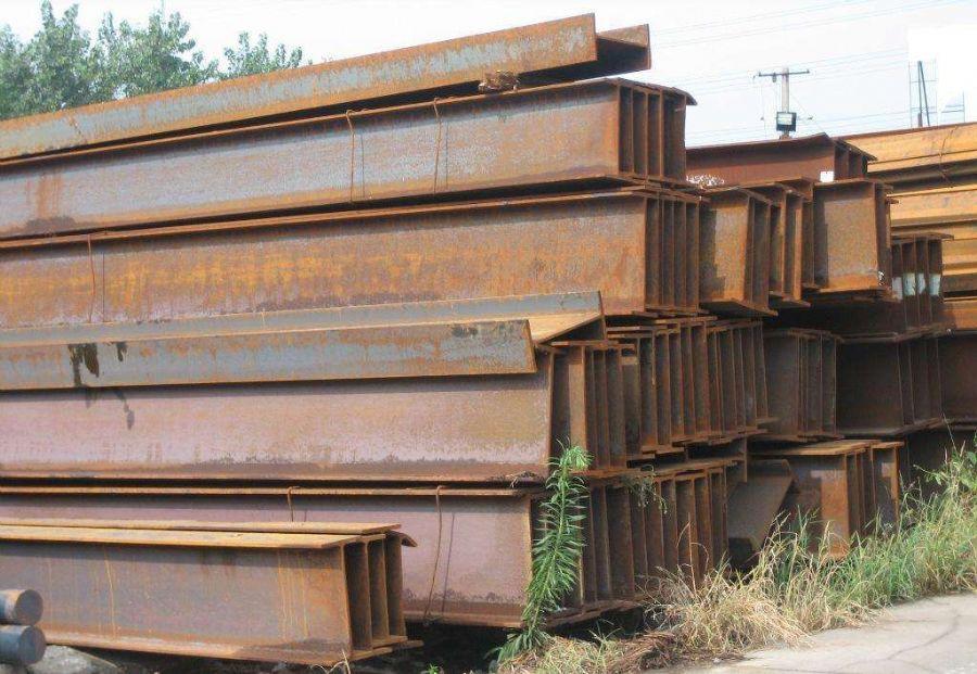 二手钢材废旧金属市场交易处理公司