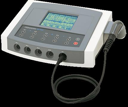 日本伊藤EU940超声及电疗组合治疗仪价格 日本伊藤超声及电疗组合治疗仪厂家 上海聚慕