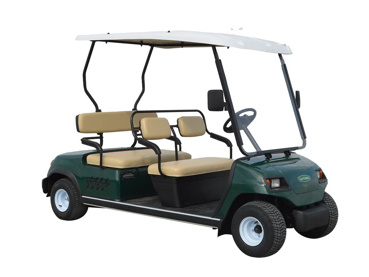 四人座高尔夫观光车销售