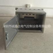 304不锈钢户外防水接线端子箱图片