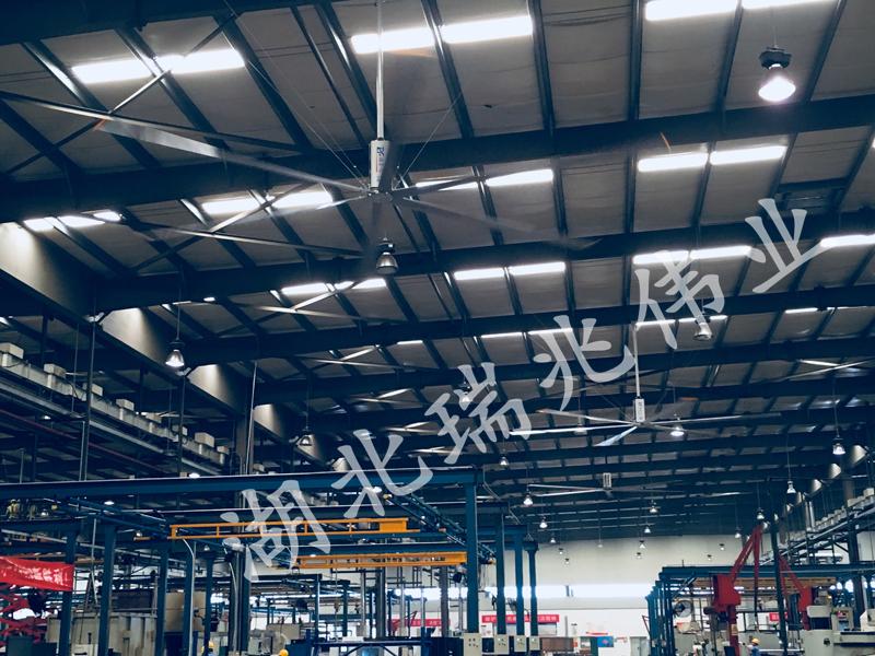 武汉市大型工业风扇厂家 瑞泰风工业大风扇厂家