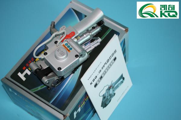 江西 江苏 气动热熔手提包装机厂家操作视频