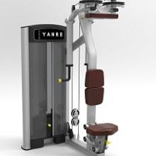 健身房商用力量健身器材 阳锐力量健身器材蝴蝶胸背飞鸟机批发