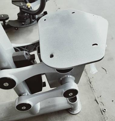 东方阳锐身器材双轨高拉训练机图片/东方阳锐身器材双轨高拉训练机样板图 (2)