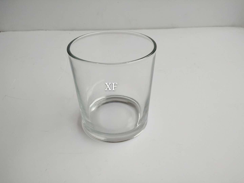 厂家直销200ml圆形玻璃杯透明玻璃杯批发供应