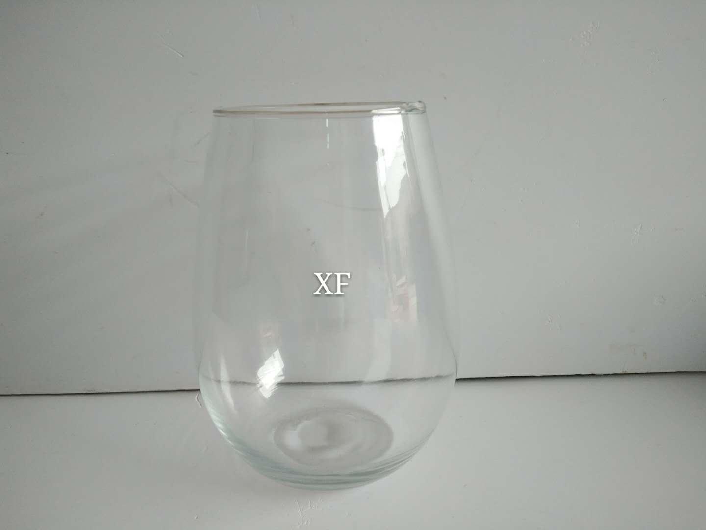 厂家直销蛋形玻璃杯供应批发