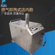 店内款蒸汽洗车机(燃气即热式)图片