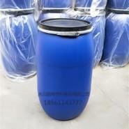 蓝色大口200L圆桶图片