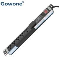 工厂直供PDU,工业链接器,机柜插座,防雷滤波数显电流表 J15  大功率接线板  工程插座