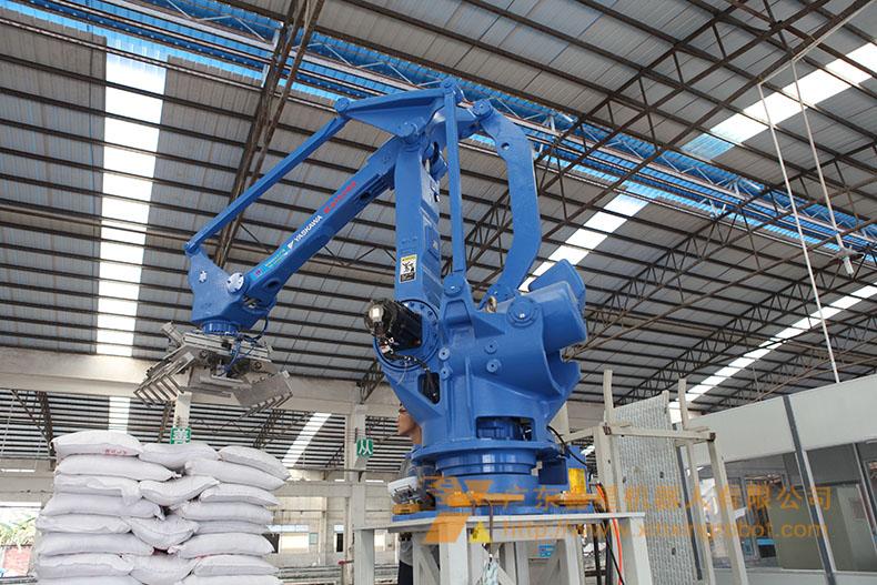 江门搬运机器人,自动化打包码垛机器人生产线,码垛机制造厂家 江门搬运机器人,搬运机器人制造厂