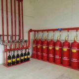 珠海最低报价 七氟丙烷最新气体灭火自动装置  气宇专业生产厂家