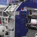 层叠式四色柔版印刷机图片