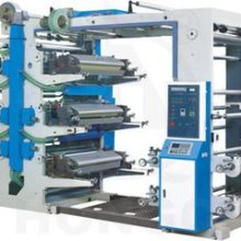 六色PP膜凸版印刷机 PP膜凸版印刷机