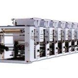 电子轴凹版印刷机 轴凹版印刷机