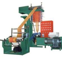 高速双色彩条吹膜机组  双色彩条吹膜机组  高速彩条吹膜机组