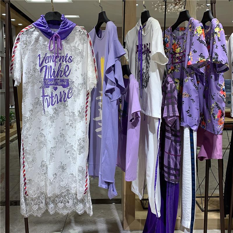 香港一线潮牌 亮点国际LIVEWIRE 品牌女装专柜撤柜库存尾货